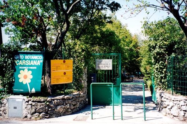 Obisk botaničnega vrta-Zgonik
