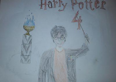 Harry Potter in ognjeni kelih, Jan Božič, 6. b