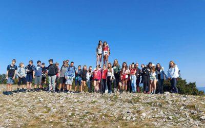 Jesenski planinski pohod